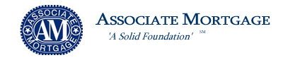 Associate Mortgage's Logo & Slogan: A Solid Foundation - Real Estate Financing, Loans and Mortgages for purchases and refinancing of all types of real estate in Florida